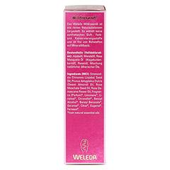 WELEDA Wildrosenöl 100 Milliliter - Linke Seite