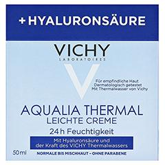 VICHY AQUALIA Thermal Dynam.Pflege leicht + gratis Vichy Mineral 89 Mini 50 Milliliter - Vorderseite