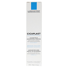 ROCHE-POSAY Cicaplast Wundpflege Creme 40 Milliliter - Rückseite