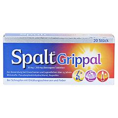 SpaltGrippal 30mg/200mg 20 Stück - Vorderseite