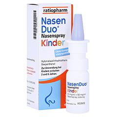 NasenDuo Kinder 10 Milliliter N1