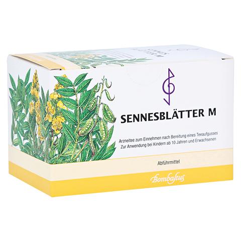 SENNESBLÄTTER M BOMBASTUS 20x1 Gramm