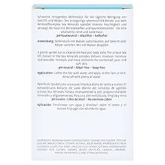 LA MER FLEXIBLE Cle.Meeresschlick-Wasch-Syndet m.P 100 Gramm - Rückseite