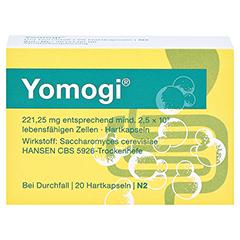 Yomogi 20 Stück N2 - Vorderseite