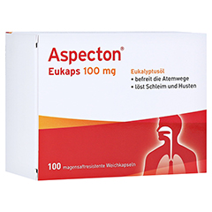 Aspecton Eukaps 100mg 100 Stück