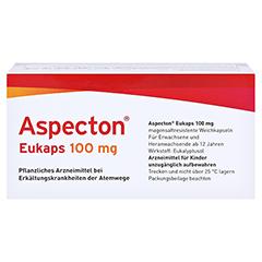 Aspecton Eukaps 100mg 100 Stück - Oberseite