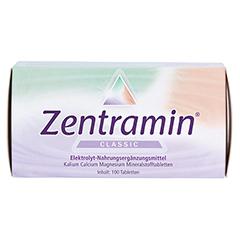 Zentramin Classic Tabletten 100 Stück - Vorderseite