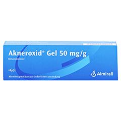 Akneroxid 50mg/g 50 Gramm N2 - Vorderseite