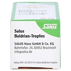Salus Baldrian-Tropfen 50 Milliliter - Unterseite