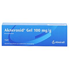 Akneroxid 100mg/g 50 Gramm N2 - Vorderseite