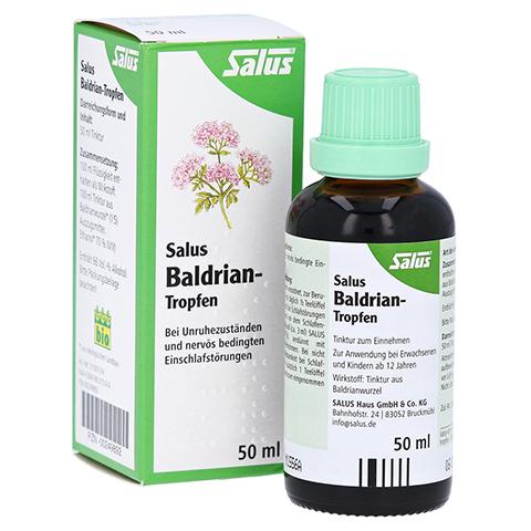 Salus Baldrian-Tropfen 50 Milliliter