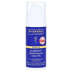 Allergika Gesichtscreme urea 5% 50 Milliliter
