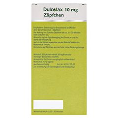 Dulcolax 6 Stück N1 - Rückseite