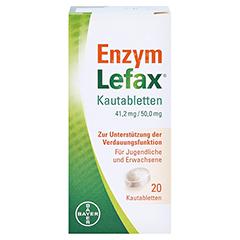 Enzym Lefax 20 Stück - Vorderseite