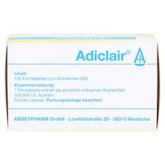 Adiclair 100 Stück N3 - Oberseite