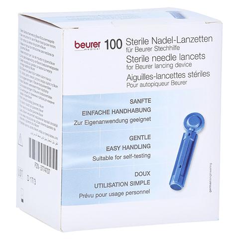 Beurer Nadel-lanzetten Steril 100 Stück