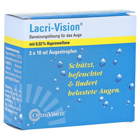 LACRI VISION Augentropfen 3x10 Milliliter