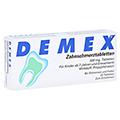 DEMEX Zahnschmerztabletten 20 Stück