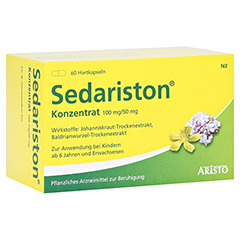 Sedariston Konzentrat 60 Stück N2