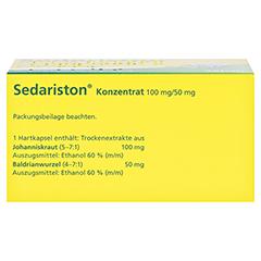 Sedariston Konzentrat 60 Stück N2 - Oberseite