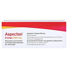 Aspecton Eukaps 200mg 50 Stück - Oberseite