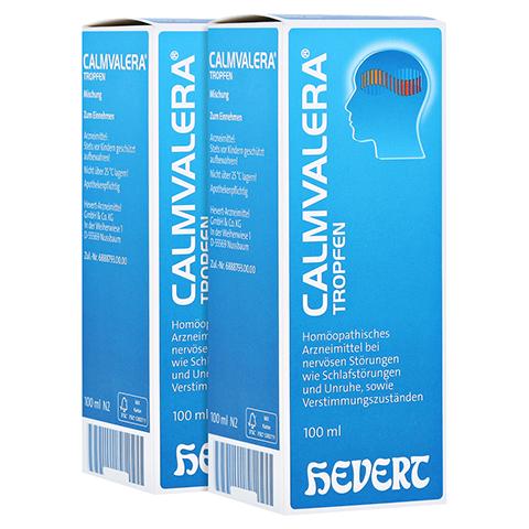 CALMVALERA Hevert Tropfen 200 Milliliter N3