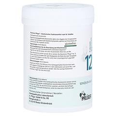BIOCHEMIE Pflüger 12 Calcium sulfuricum D 6 Tabl. 1000 Stück - Rechte Seite