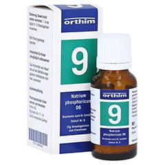 BIOCHEMIE Globuli 9 Natrium phosphoricum D 6 15 Gramm N1