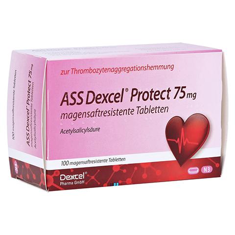 ASS Dexcel Protect 75mg 100 Stück N3
