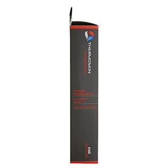 THERMOSKIN Wärmebandage Knie verstellbar L/XL 1 Stück - Rechte Seite