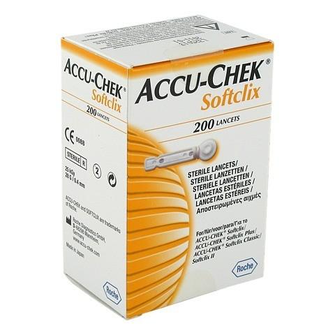 ACCU CHEK Softclix Lanzetten 200 Stück