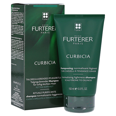 FURTERER Curbicia reg.Shampoo 150 Milliliter