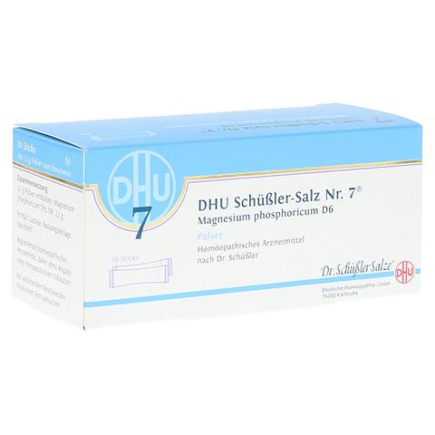 DHU Schüßler-Salze Heiße 7 als Sachet 10 Stück N1