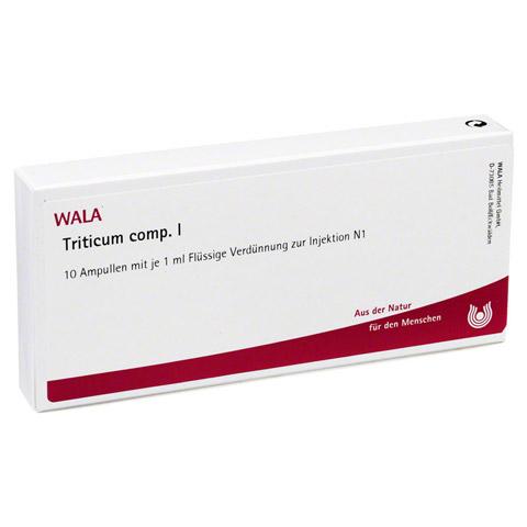 TRITICUM COMP. I Ampullen 10x1 Milliliter N1