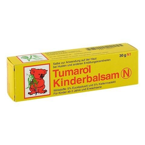 Tumarol Kinderbalsam N 30 Gramm N1