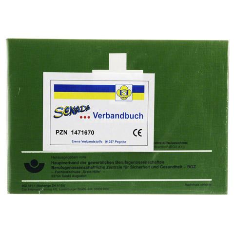 SENADA Verbandbuch 1 Stück