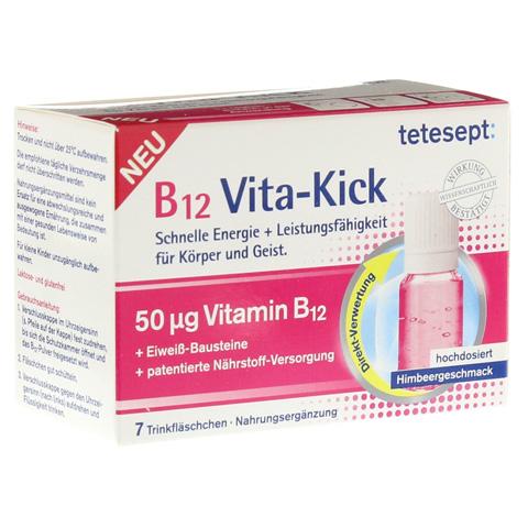 TETESEPT B12 Vita-Kick Trinkampullen 7 Stück