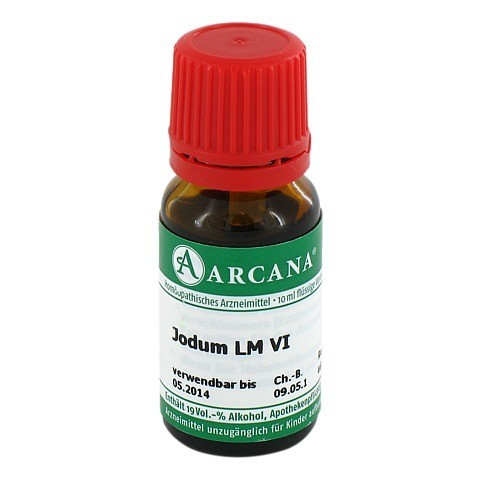 JODUM Arcana LM 6 Dilution 10 Milliliter N1