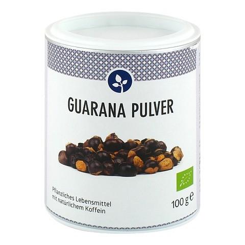 GUARANA PULVER 100% Bio 100 Gramm