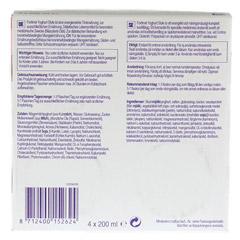 FORTIMEL Yoghurt Style Himbeergeschmack 4x200 Milliliter - Unterseite