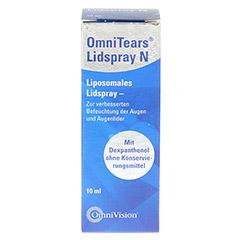 OMNITEARS Lidspray N 10 Milliliter - Vorderseite