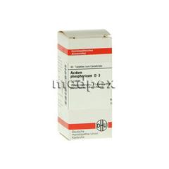 ACIDUM PHOSPHORICUM D 3 Tabletten 80 Stück N1