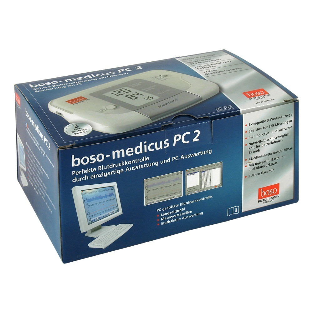 boso medicus pc 2 1 st ck online bestellen medpex. Black Bedroom Furniture Sets. Home Design Ideas