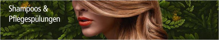 Shampoos, Pflegespülungen & Schönheitspflege