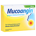 Mucoangin gegen Halsschmerzen Minze 18 Stück