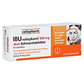 IBU-ratiopharm 400 akut Schmerztabletten 10 Stück N1