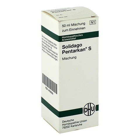 SOLIDAGO PENTARKAN S Liquidum 50 Milliliter N1