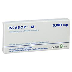 ISCADOR M 0,001 mg Injektionslösung 7x1 Milliliter N1