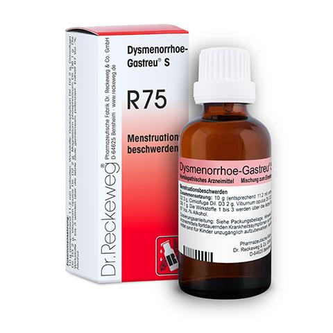 DYSMENORRHOE Gastreu S R 75 Tropfen zum Einnehmen 22 Milliliter N1