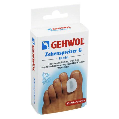GEHWOL Polymer Gel Zehen Spreizer G klein 3 Stück